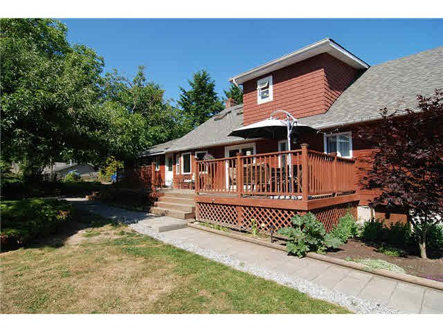 Main Photo: 2263 224TH Street in Langley: Campbell Valley House for sale : MLS®# F1445158