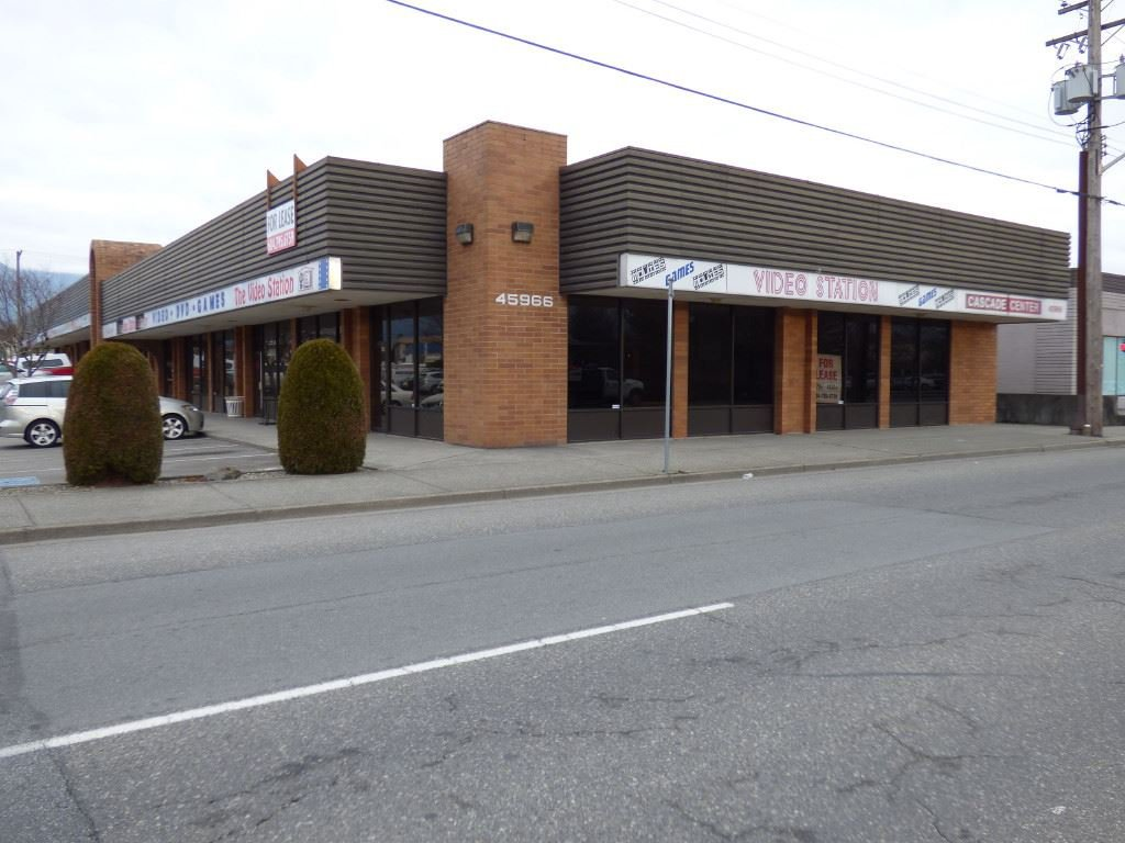 Main Photo: 12 45966 YALE Road in Chilliwack: Chilliwack E Young-Yale Commercial for lease : MLS®# C8000412