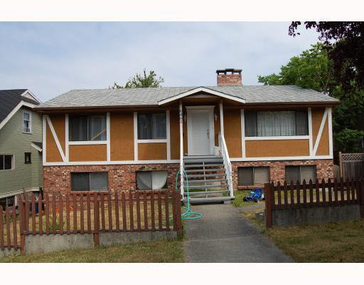 Main Photo: 6461 ELWELL Street in Burnaby: Highgate House for sale (Burnaby South)  : MLS®# R2028424