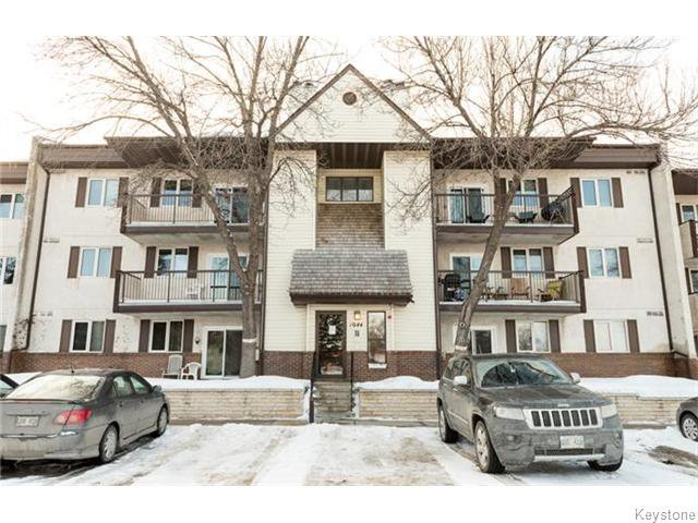 Main Photo: 1044 Bairdmore Boulevard in Winnipeg: Fort Garry / Whyte Ridge / St Norbert Condominium for sale (South Winnipeg)  : MLS®# 1603918