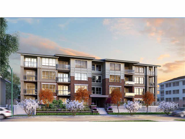 """Main Photo: 206 2288 WELCHER Avenue in Port Coquitlam: Central Pt Coquitlam Condo for sale in """"AMANTI ON WELCHER"""" : MLS®# R2054301"""