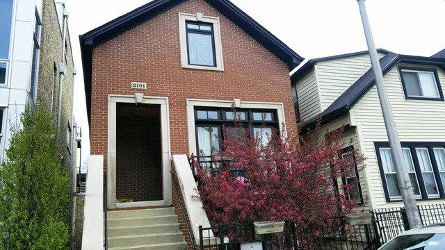 Main Photo: 2161 Oakley Avenue in CHICAGO: CHI - Logan Square Multi Family (2-4 Units) for sale ()  : MLS®# MRD09232530