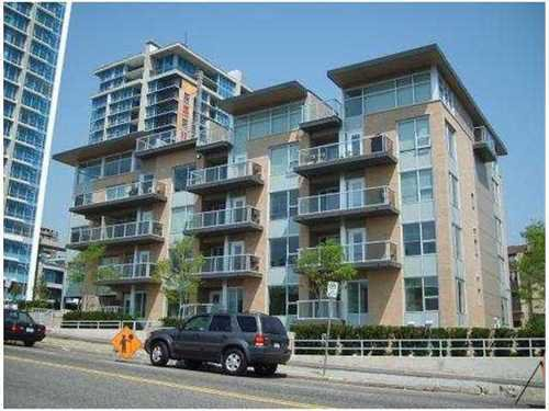 Main Photo: 202 1288 CHESTERFIELD Ave in North Vancouver: Home for sale : MLS®# V954626