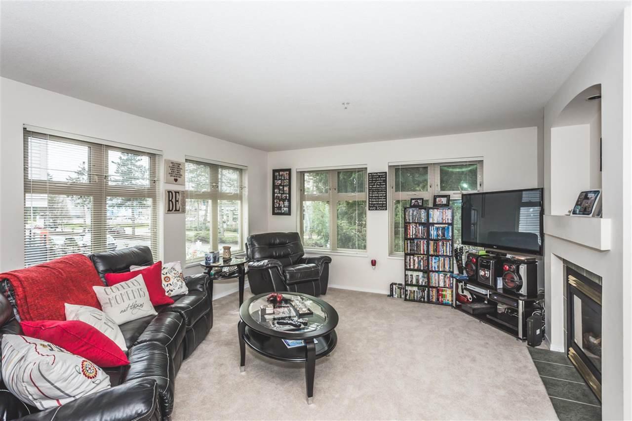 "Main Photo: 210 15220 GUILDFORD Drive in Surrey: Guildford Condo for sale in ""BOULEVARD CLUB"" (North Surrey)  : MLS®# R2163507"