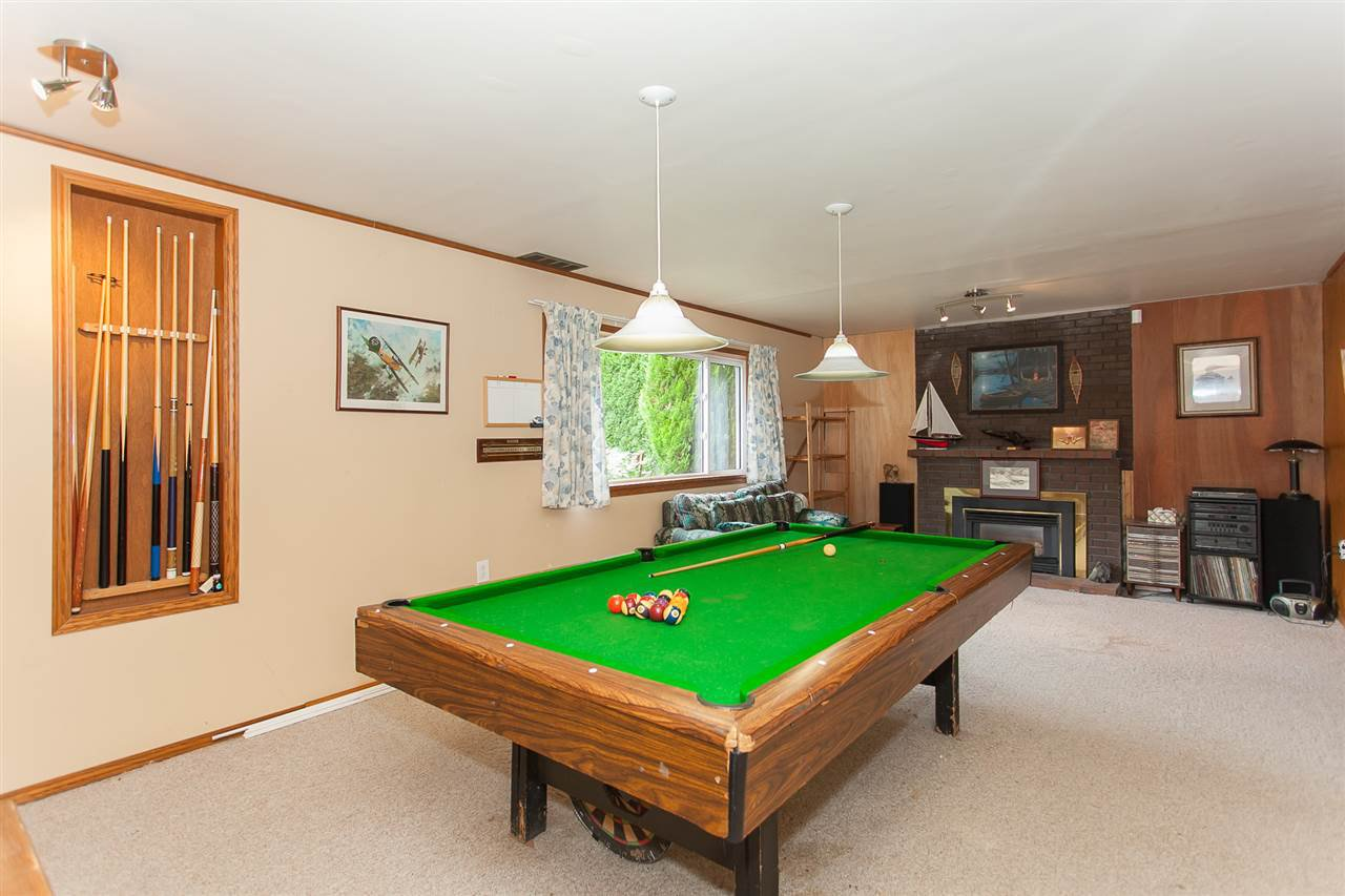 Photo 17: Photos: 2543 ALDERVIEW Street in Abbotsford: Central Abbotsford House for sale : MLS®# R2187032