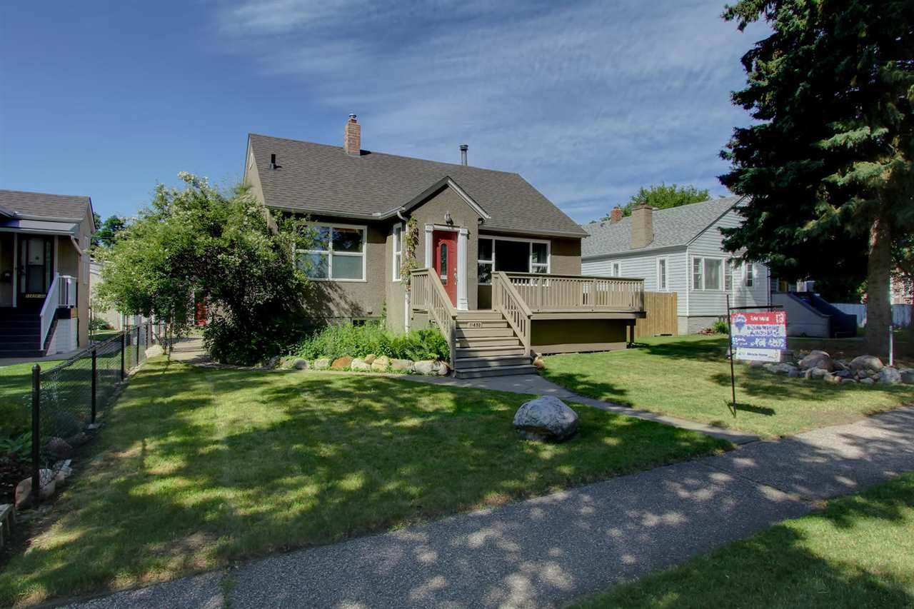 Main Photo: Highlands in Edmonton: Zone 09 House for sale