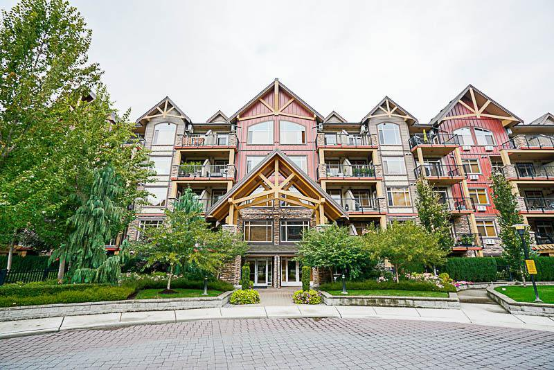 "Main Photo: 573 8328 207A Street in Langley: Willoughby Heights Condo for sale in ""Yorkson Creek"" : MLS®# R2208627"