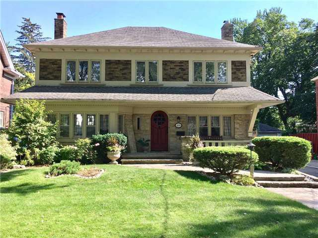 Main Photo: 239 Cortleigh Boulevard in Toronto: Lawrence Park South House (2-Storey) for lease (Toronto C04)  : MLS®# C3976386