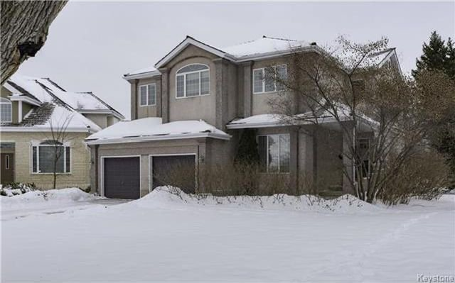Main Photo:  in Winnipeg: Assiniboine Woods Residential for sale (1F)  : MLS®# 1800004
