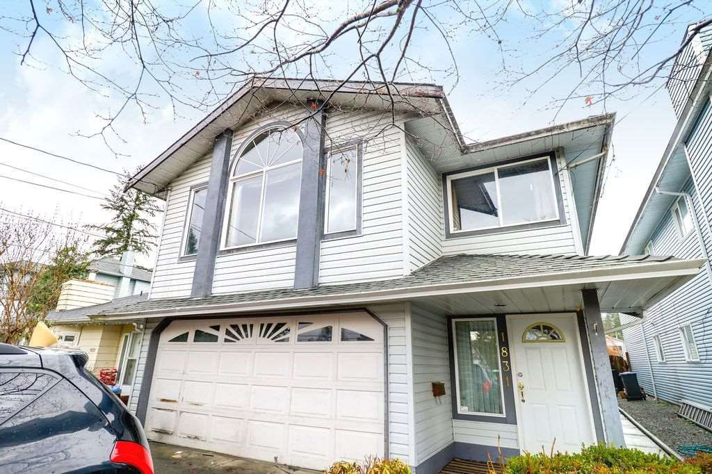 Main Photo: 1831 DORSET Avenue in Port Coquitlam: Glenwood PQ House for sale : MLS®# R2236625