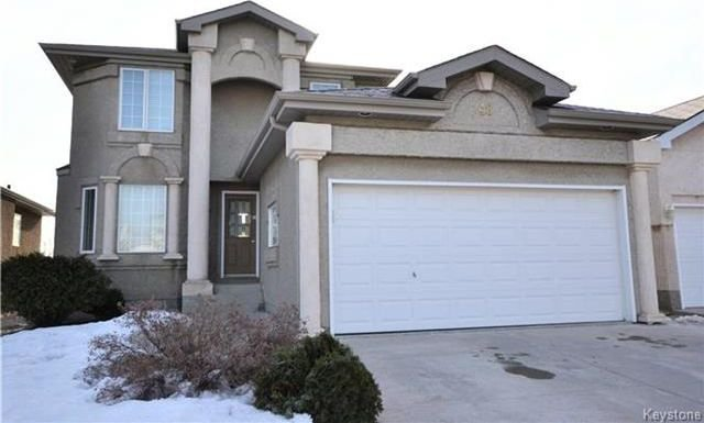 Main Photo: 48 Chadwick Crescent in Winnipeg: Canterbury Park Residential for sale (3M)  : MLS®# 1807939
