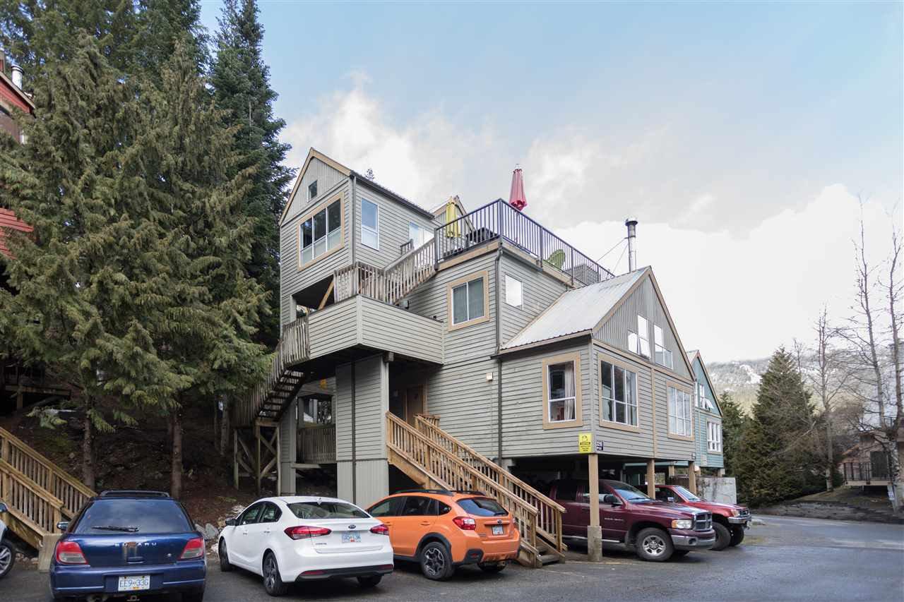 "Main Photo: 3 2219 SAPPORO Drive in Whistler: Whistler Creek Condo for sale in ""GONDOLA VILLAGE"" : MLS®# R2256937"