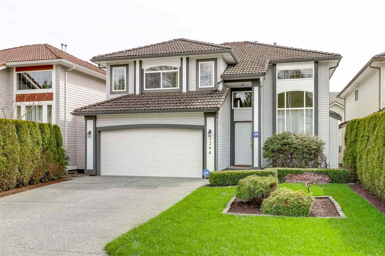 Main Photo: 1264 AMAZON Drive in Port Coquitlam: Riverwood House for sale : MLS®# R2259092