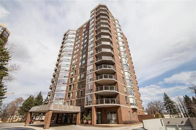 Main Photo: 301 180 Tuxedo Avenue in Winnipeg: Tuxedo Condominium for sale (1E)  : MLS®# 1811233