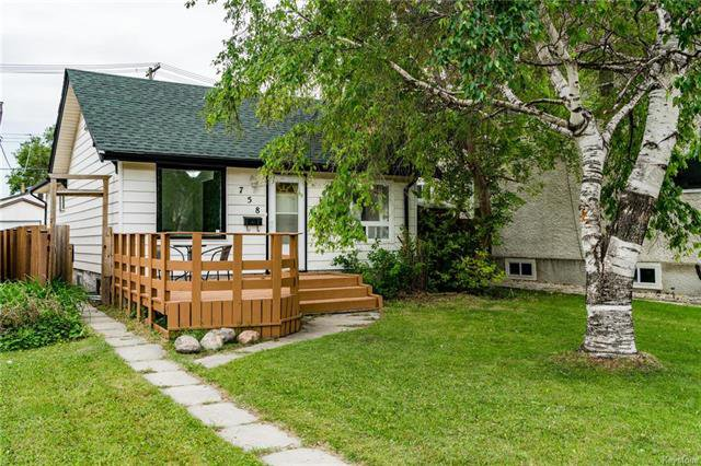 Main Photo: 758 McCalman Avenue in Winnipeg: East Elmwood Residential for sale (3B)  : MLS®# 1815617