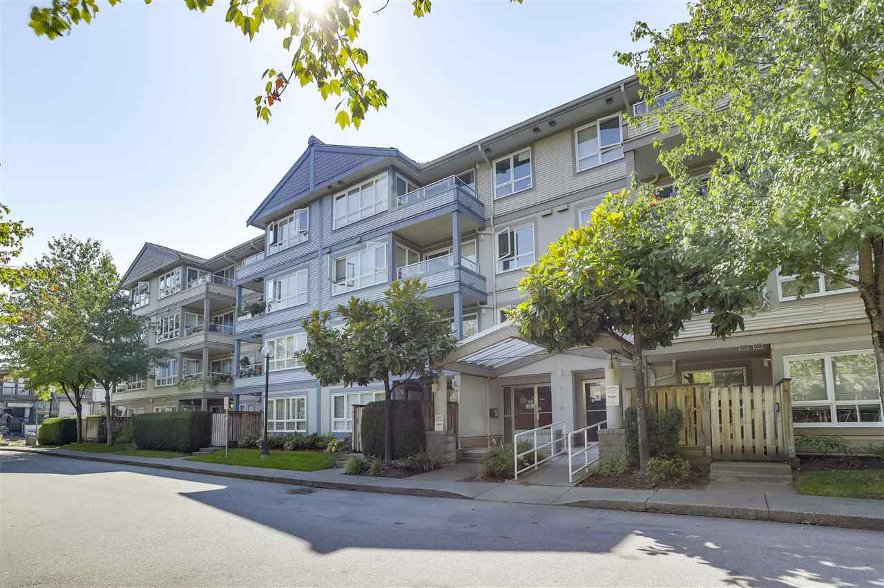 Main Photo: Avalon - 111 3480 Yardley Avenue, Vancouver BC