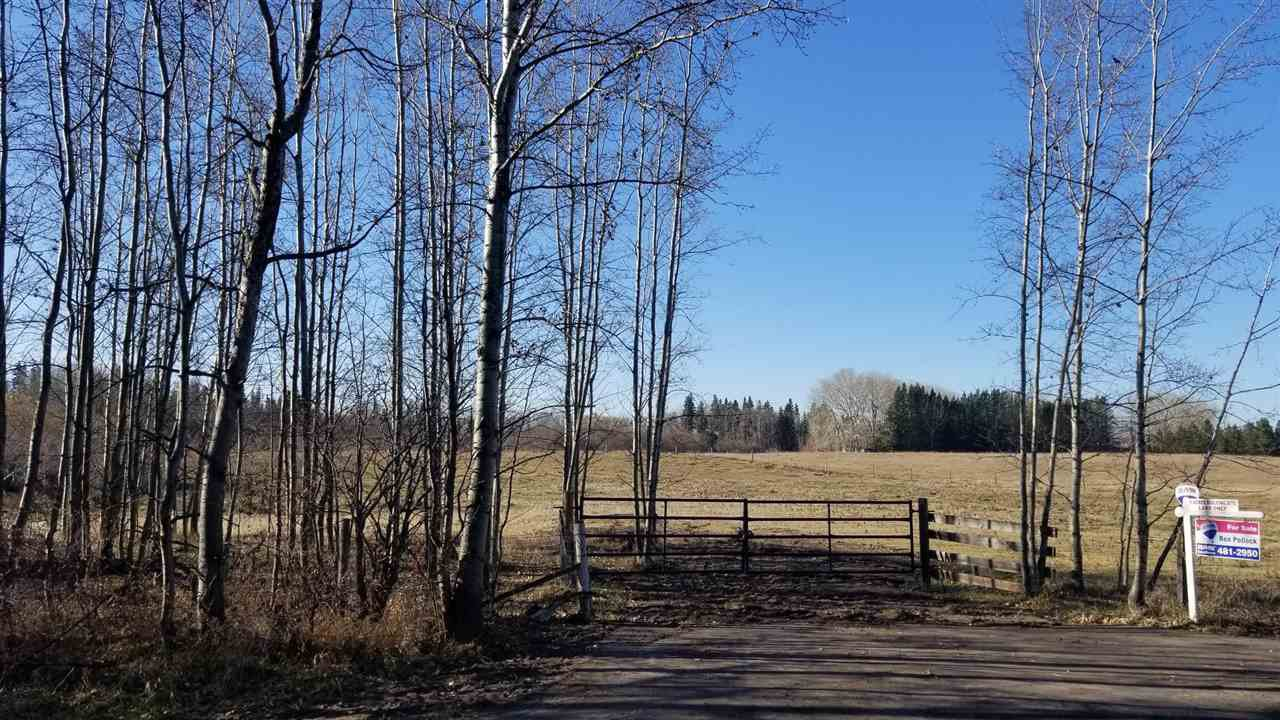 Main Photo: 2-51222 Rge Road 270: Rural Parkland County Rural Land/Vacant Lot for sale : MLS®# E4133498