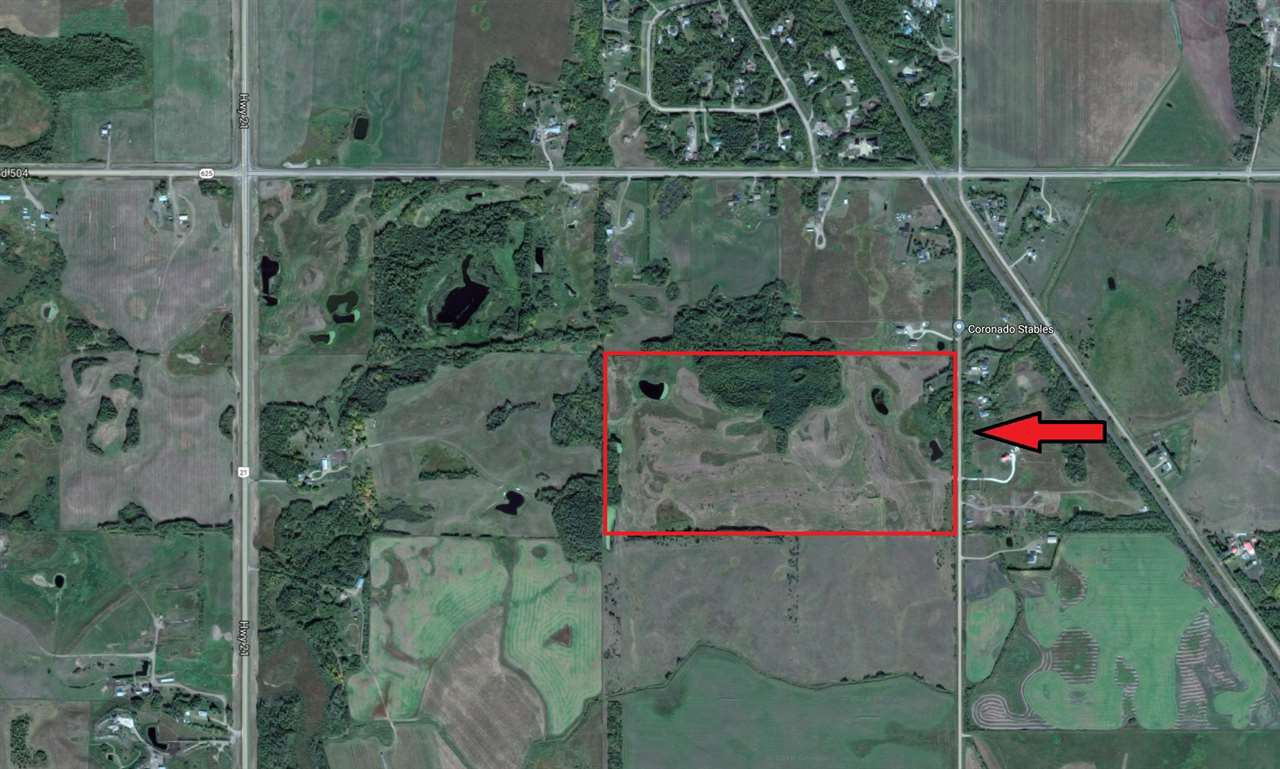 Main Photo: 50302 RR 230: Rural Leduc County Rural Land/Vacant Lot for sale : MLS®# E4149351