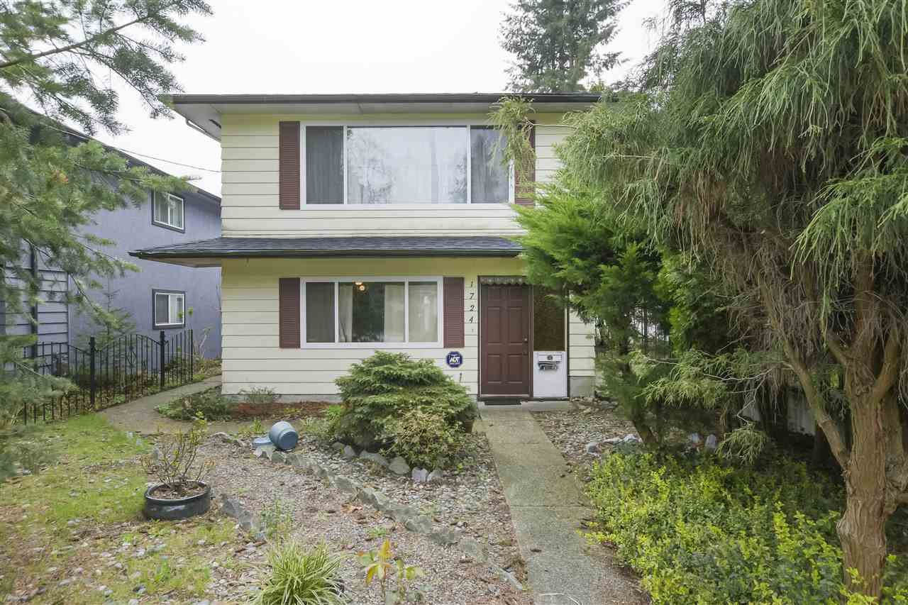 Main Photo: 1724 PRAIRIE Avenue in Port Coquitlam: Glenwood PQ House for sale : MLS®# R2358432
