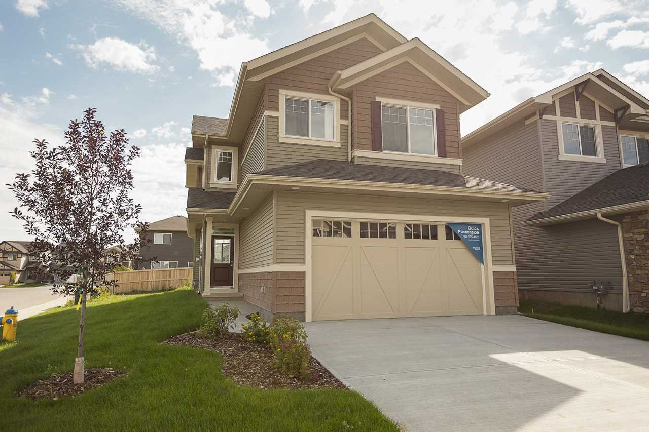 Main Photo: 2331 CASSIDY Way in Edmonton: Zone 55 House for sale : MLS®# E4151658