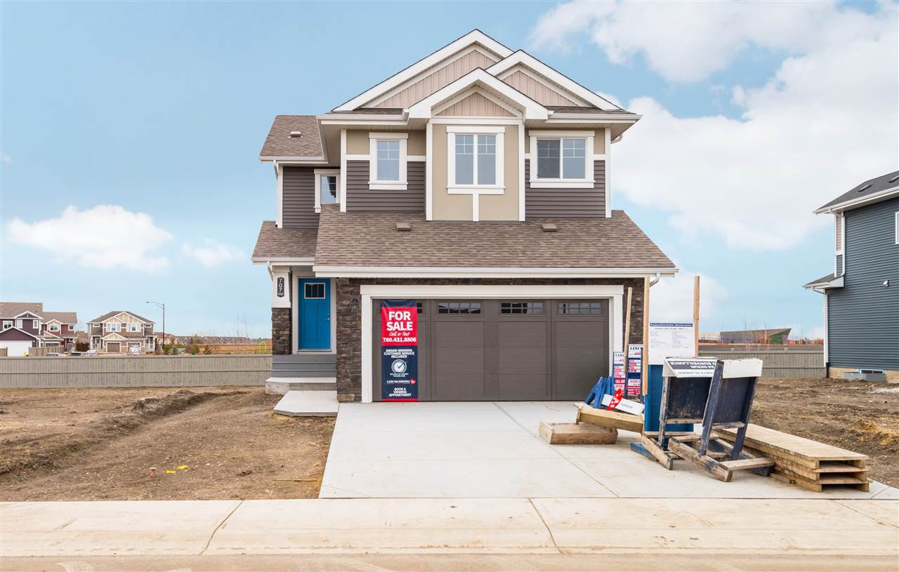 Main Photo: 707 EBBERS Place in Edmonton: Zone 02 House for sale : MLS®# E4152223