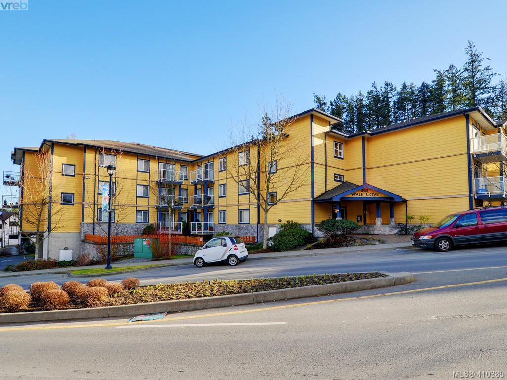 Main Photo: 306 383 Wale Road in VICTORIA: Co Colwood Corners Condo Apartment for sale (Colwood)  : MLS®# 410385