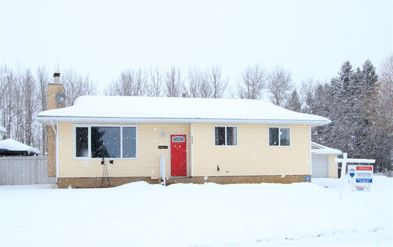 Main Photo: 5903 53A Avenue: Redwater House for sale : MLS®# E4177226