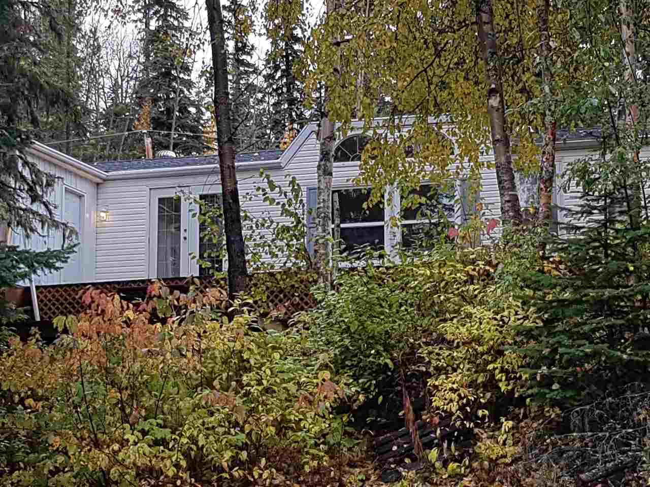 "Main Photo: 10890 HIGHPLAIN Road in Prince George: Shelley Manufactured Home for sale in ""SHELLEY"" (PG Rural East (Zone 80))  : MLS®# R2416198"