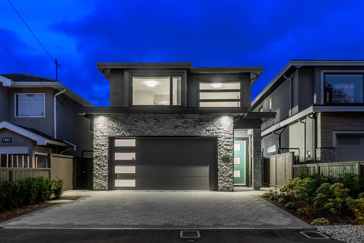 Main Photo: 1 7485 VISTA Crescent in Burnaby: Highgate House for sale (Burnaby South)  : MLS®# R2462507