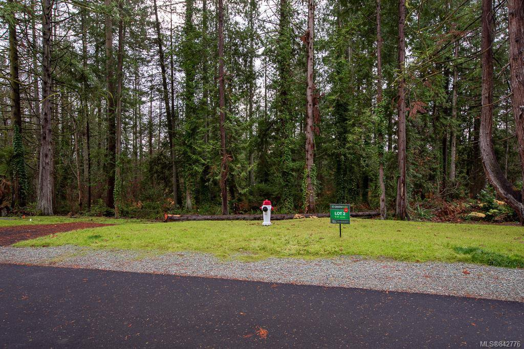 Main Photo: 10841 Greenpark Dr in North Saanich: NS Swartz Bay Land for sale : MLS®# 842776