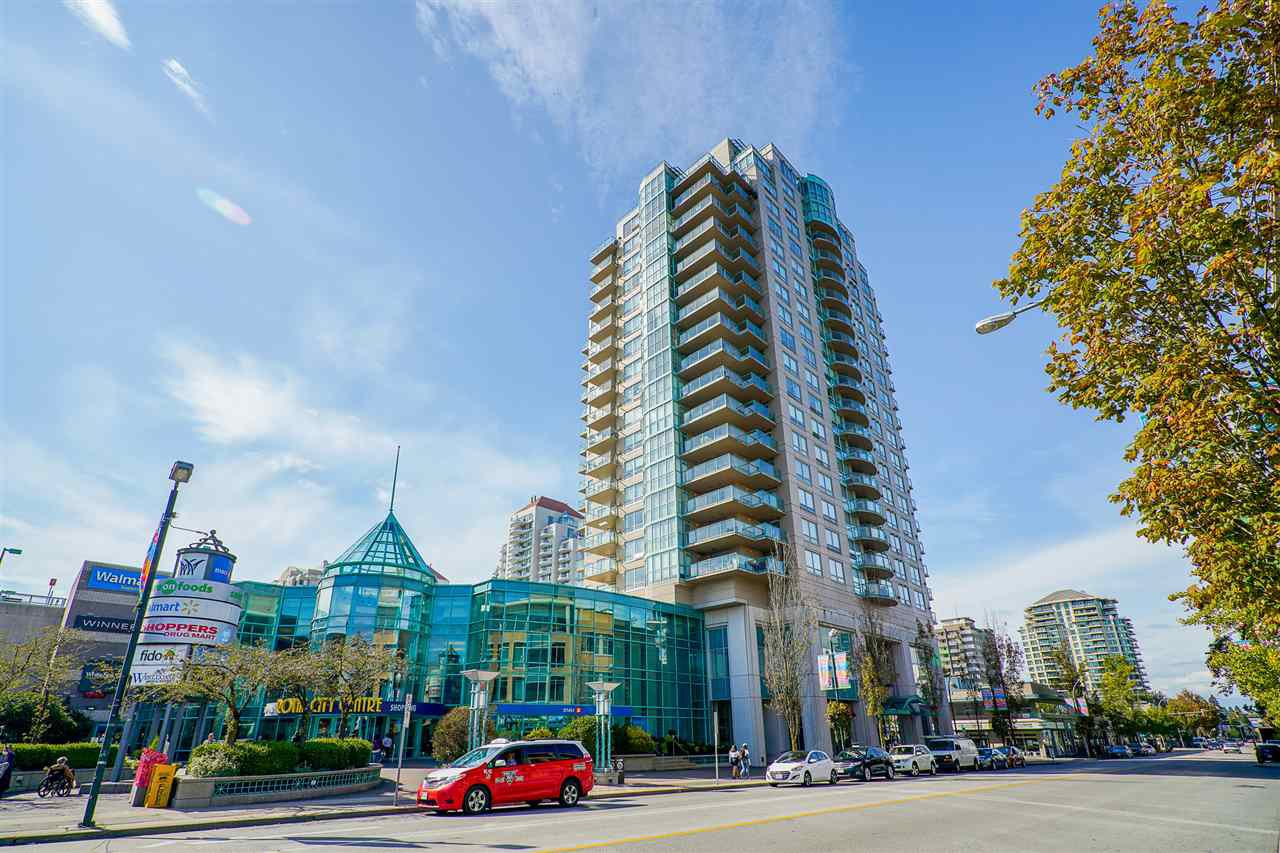 "Photo 1: Photos: 805 612 SIXTH Street in New Westminster: Uptown NW Condo for sale in ""THE WINDWARD"" : MLS®# R2500900"