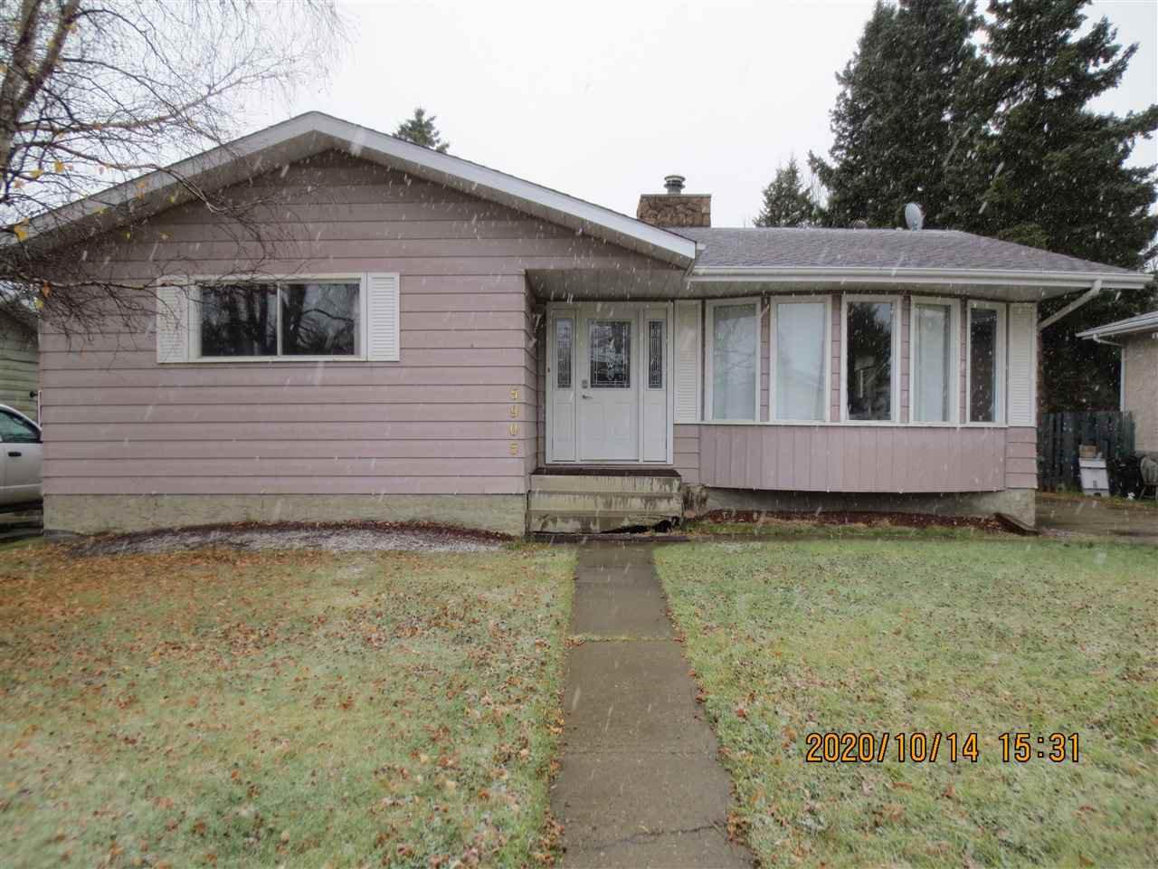 Main Photo: 5905 9 Avenue: Edson House for sale : MLS®# E4218292