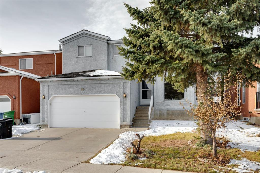 Main Photo: 89 SIDON Crescent SW in Calgary: Signal Hill Detached for sale : MLS®# A1050273