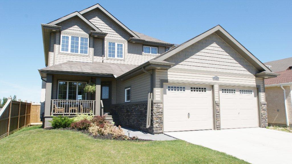 Main Photo: 248 Reg Wyatt Way in Winnipeg: North Kildonan Residential for sale (North East Winnipeg)  : MLS®# 1215336