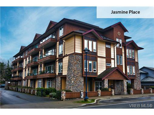 Main Photo: 104 2747 Jacklin Road in VICTORIA: La Langford Proper Condo Apartment for sale (Langford)  : MLS®# 333113