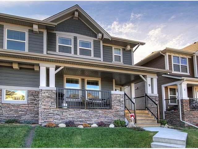 Main Photo: 9 LEGACY Gate SE in Calgary: Legacy Residential Attached for sale : MLS®# C3640787