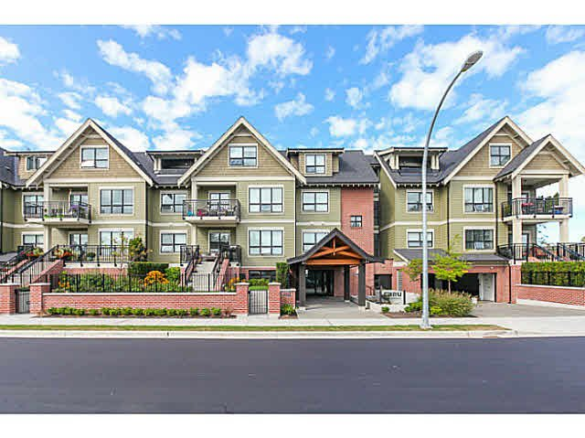 "Main Photo: 306 4689 52A Street in Ladner: Delta Manor Condo for sale in ""CANU"" : MLS®# V1102897"