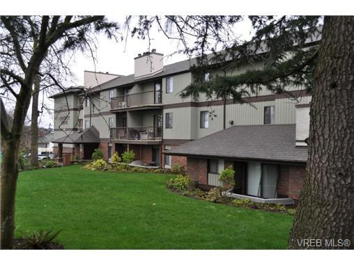 Main Photo: 213 1655 Begbie St in VICTORIA: Vi Fernwood Condo for sale (Victoria)  : MLS®# 692895