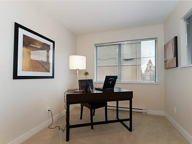 Photo 12: Photos: 3098 QUEBEC ST in Vancouver: Mount Pleasant VE Townhouse for sale (Vancouver East)  : MLS®# V1032344