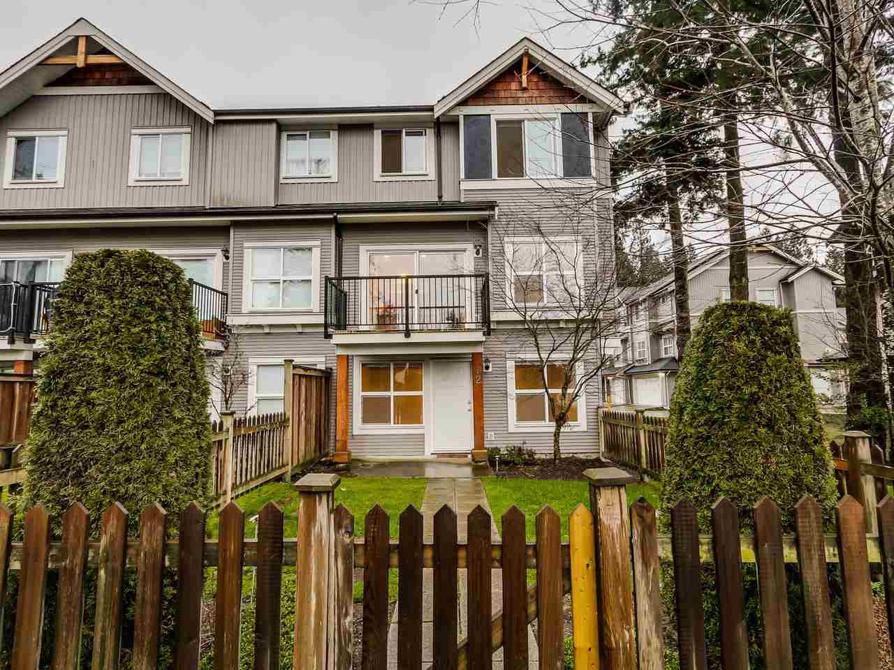 "Main Photo: 72 12677 63 Avenue in Surrey: Panorama Ridge Townhouse for sale in ""Sunridge Estates"" : MLS®# R2031671"