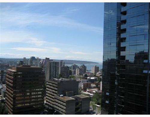 Photo 3: Photos: 2508 1068 HORNBY Street in Vancouver West: Downtown VW Home for sale ()  : MLS®# V659958