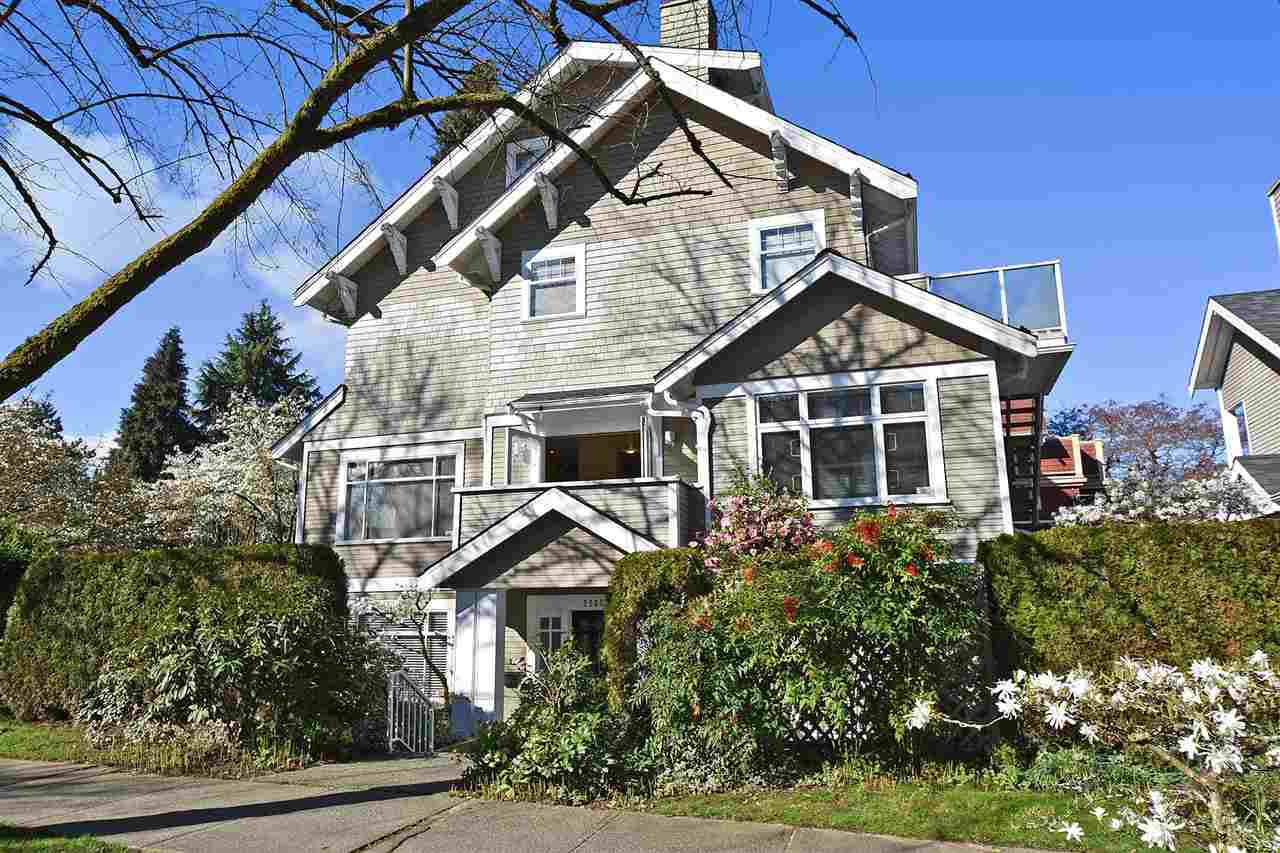 """Photo 12: Photos: 1903 W 14TH Avenue in Vancouver: Kitsilano Townhouse for sale in """"KITSILANO"""" (Vancouver West)  : MLS®# R2051736"""