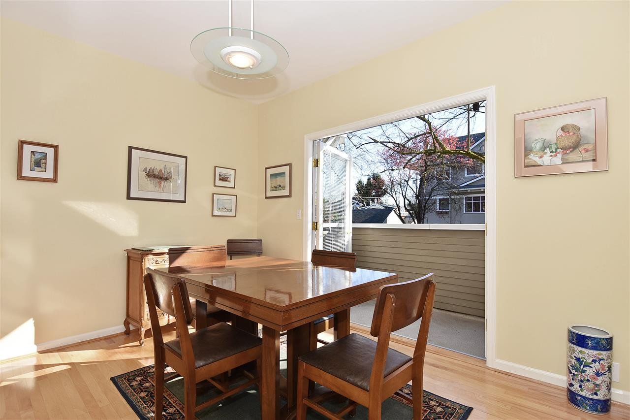 """Photo 5: Photos: 1903 W 14TH Avenue in Vancouver: Kitsilano Townhouse for sale in """"KITSILANO"""" (Vancouver West)  : MLS®# R2051736"""
