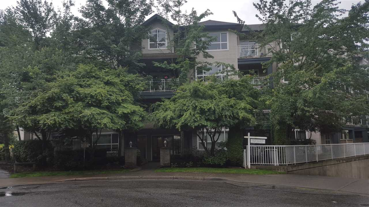 "Main Photo: 207 8115 121A Street in Surrey: Queen Mary Park Surrey Condo for sale in ""The Crossing"" : MLS®# R2080519"