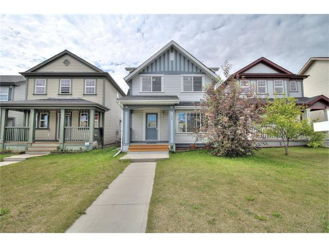 Main Photo: 127 EVERMEADOW Avenue SW in Calgary: Evergreen House for sale : MLS®# C4069802