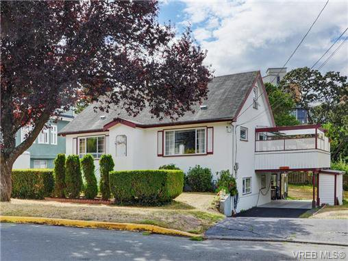 Main Photo: 833 Wollaston St in VICTORIA: Es Old Esquimalt Single Family Detached for sale (Esquimalt)  : MLS®# 739160