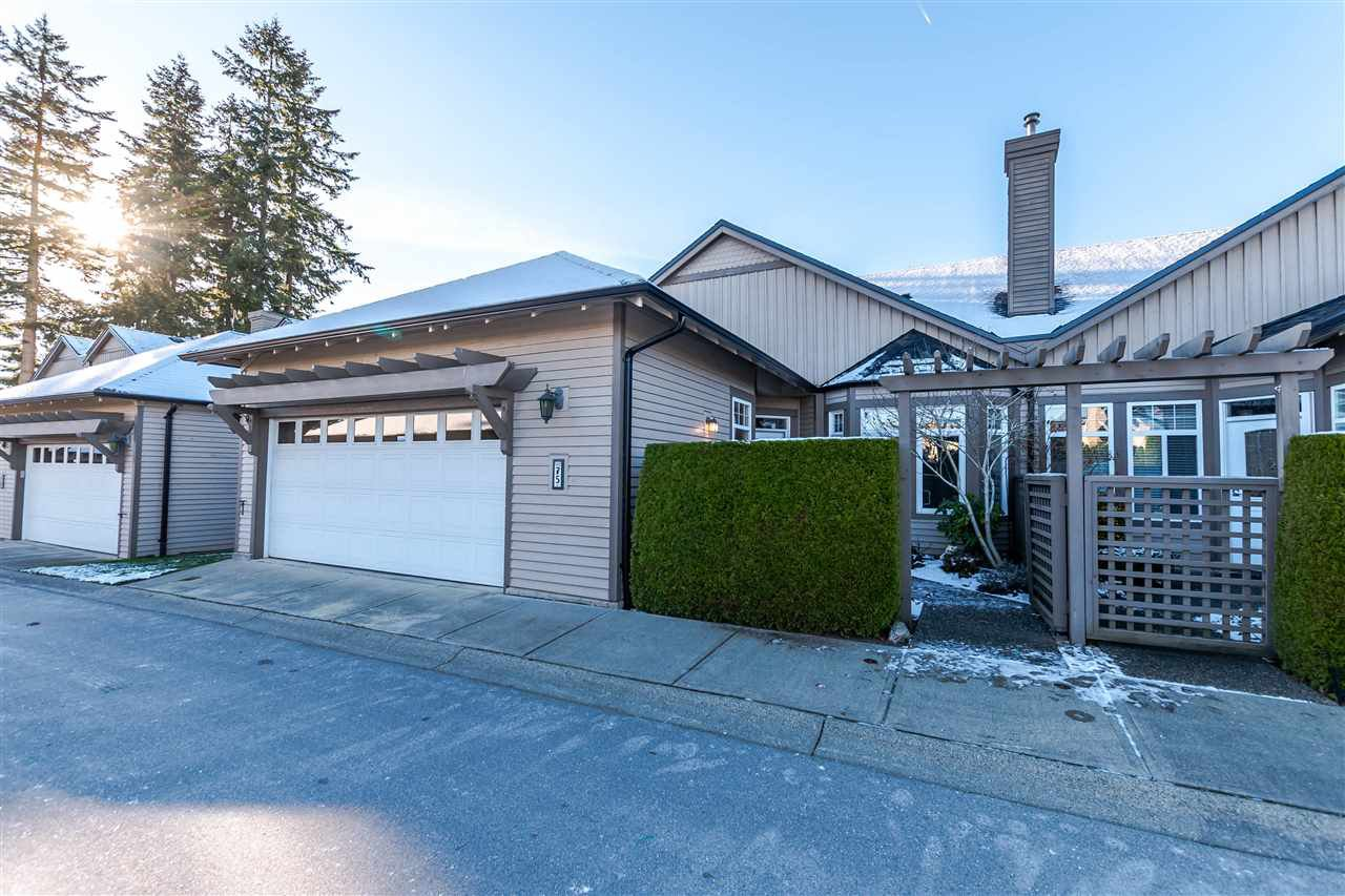 """Main Photo: 75 14909 32 Avenue in Surrey: King George Corridor Townhouse for sale in """"Ponderosa"""" (South Surrey White Rock)  : MLS®# R2127199"""