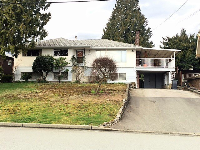 Main Photo: 1123 MADORE Avenue in Coquitlam: Central Coquitlam House for sale : MLS®# R2150450