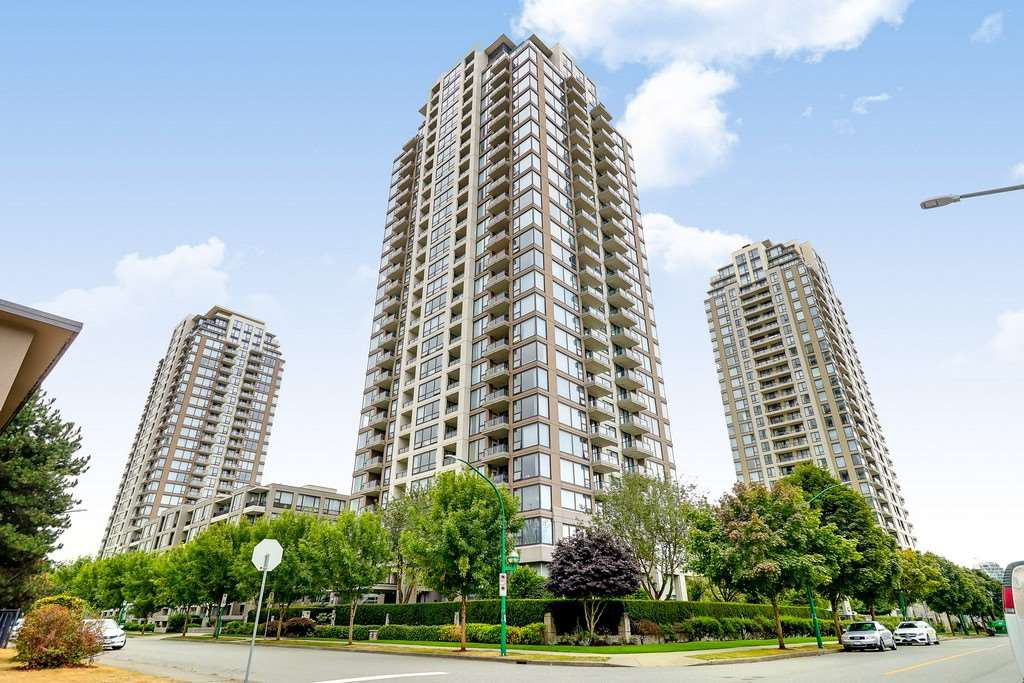 "Main Photo: 605 7108 COLLIER Street in Burnaby: Highgate Condo for sale in ""ARCADIA WEST"" (Burnaby South)  : MLS®# R2204751"