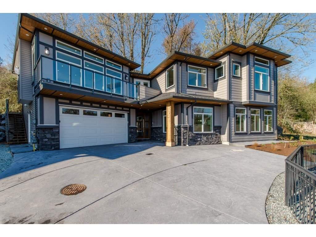Main Photo: 36131 LOWER SUMAS MTN Road in Abbotsford: Abbotsford East House for sale : MLS®# R2219949